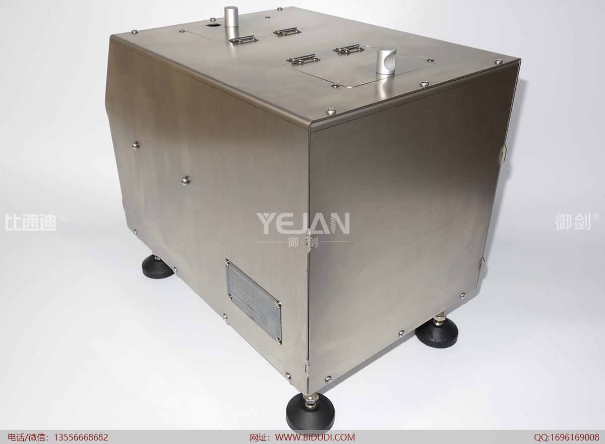 比速迪自动拉钉机【安全注意事项】 1、确保所用的电压为220V,任何高电或低电都会对机器造成损坏,甚至对人员造成伤害。